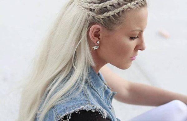 Wasserfall Frisur Profilphoto Braids Frisur Damen