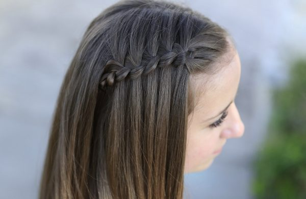Wasserfall Frisur Trend Frauen Frisuren - alltagsideen