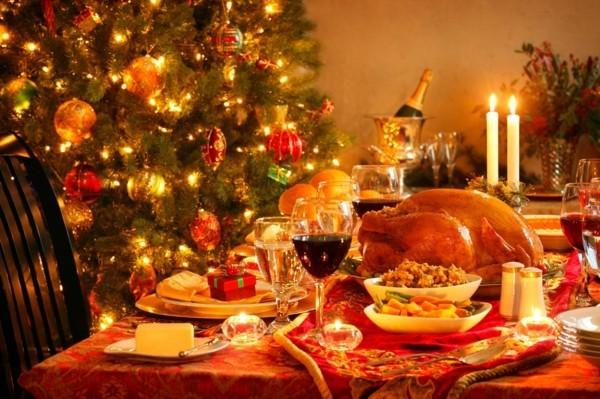 Weihnachtsgans traditionell zubereiten Rezept klassisch Weihnachtstisch
