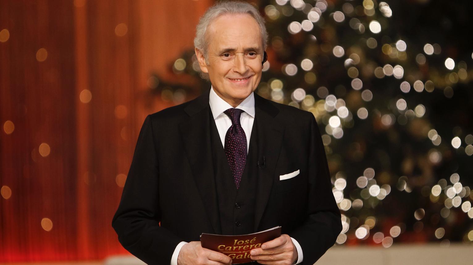 Χριστουγεννιάτικες ιδέες από τους διασημότητες Jose Carreras