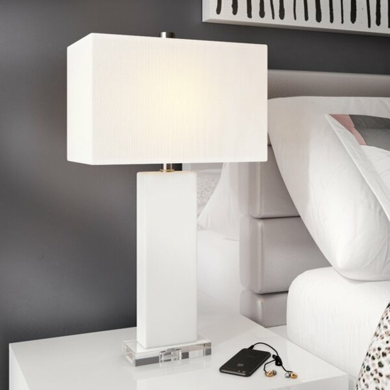 alabaster lampe schlafzimmer