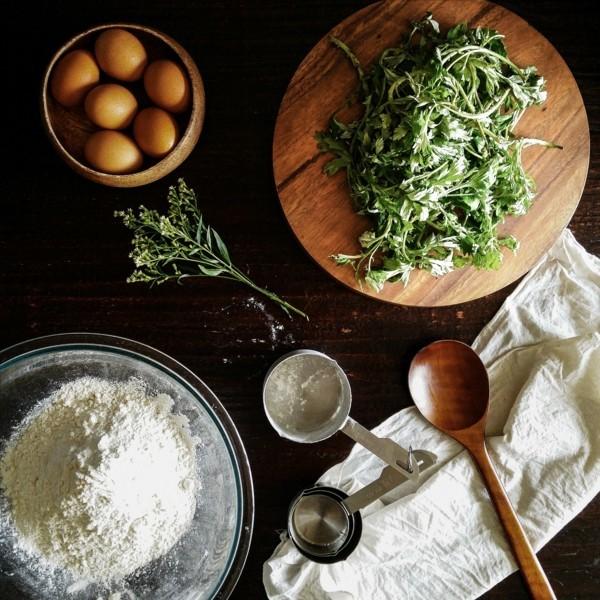 beifuß rezepte backen mit eggs