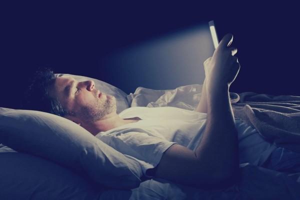 blaues licht schlecht schlafen atemtechniken zum einschlafen