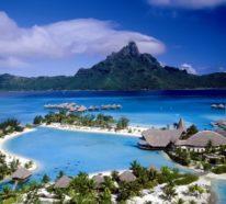 Die Reise-Wunschliste: Die 15 Besten Plätze der Welt
