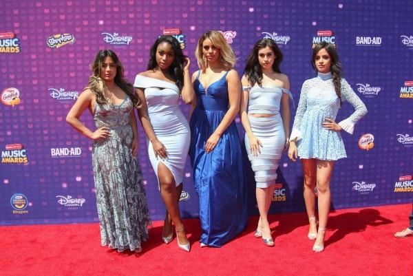 camilla cabello Fifth Harmony X factor