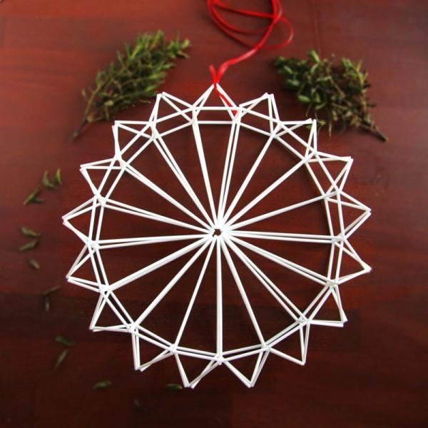 deko ideen weihnacten deko weihnachtskranz