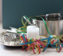Wachsgießen zu Silvester  – der beste Beginn des neuen Jahres