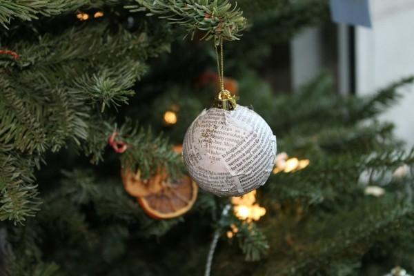 diy weihnachtsschmuck nachhaltige weihnachten