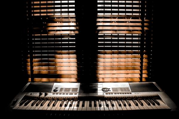 e-piano zu hause spielen