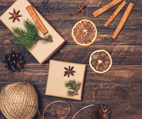 geschenke verpacken nachhaltige weihnachten