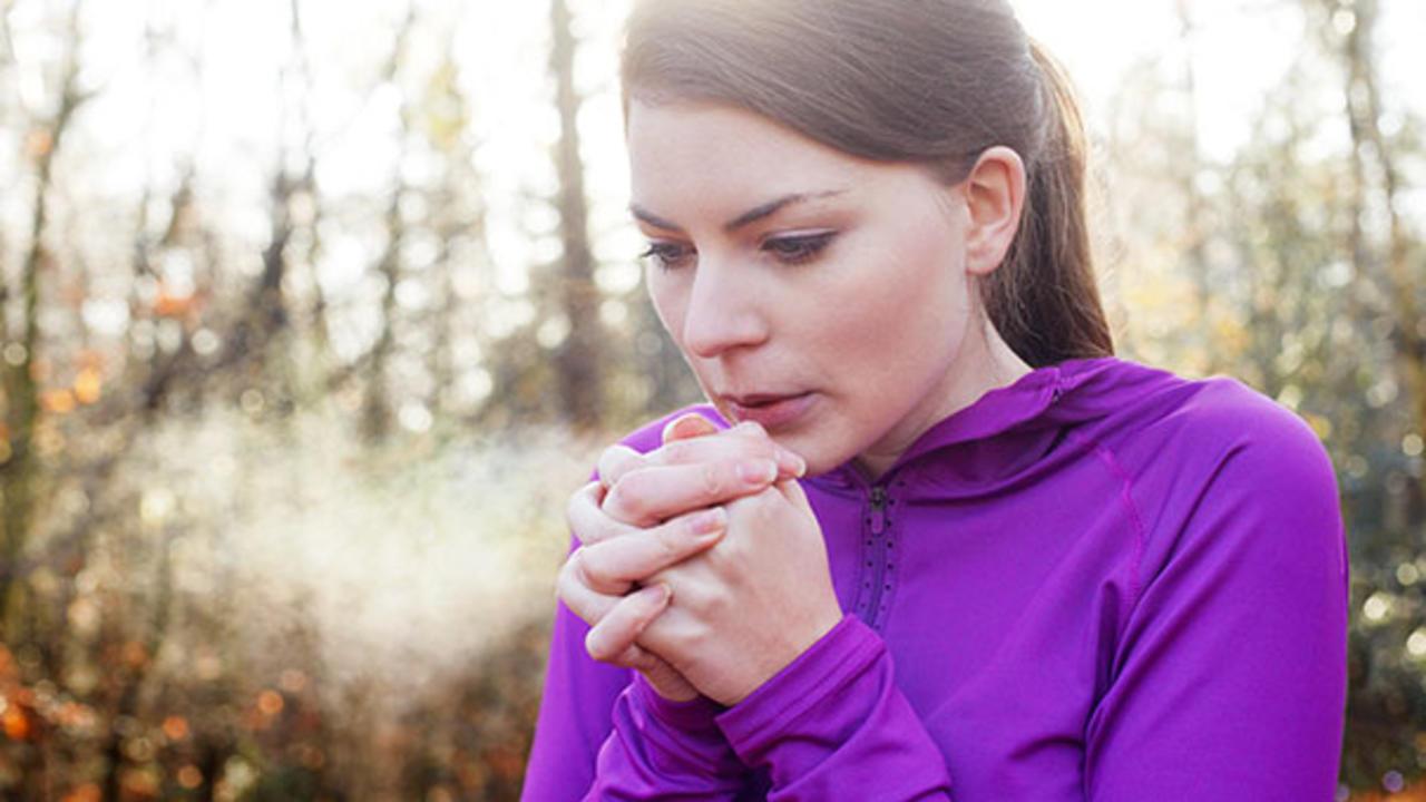 gesundes Leben Tipps Kalte Hände
