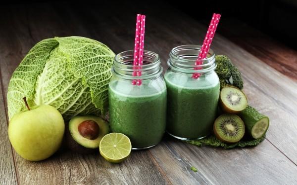 gesundes leben im winter kiwi avocados