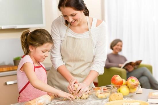 kindgerechte küche passende gerichte zubereiten