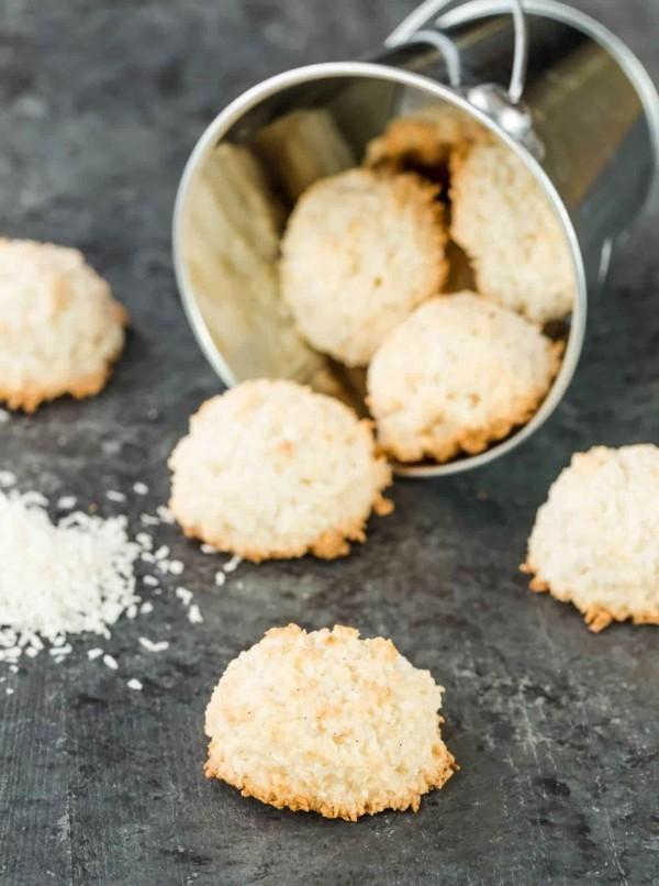 kokosmakronen lecker zubereiten