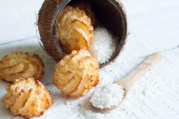 kokosmakronen rezept gesund