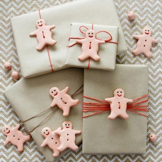 kreative weihnachtsdeko aus kaltporzellan basteln