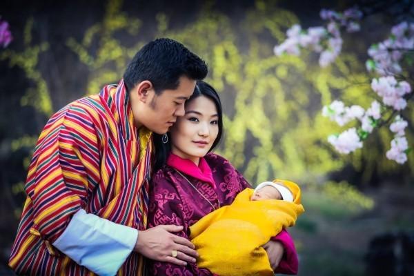 land staat von Butan