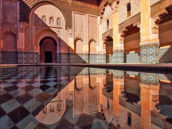 marrakesh sehenswürdigkeiten palast