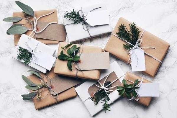 nachhaltige weihnachten diy geschenkverpackungen