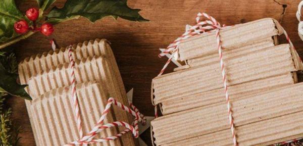 nachhaltige weihnachten geschenke verpacken