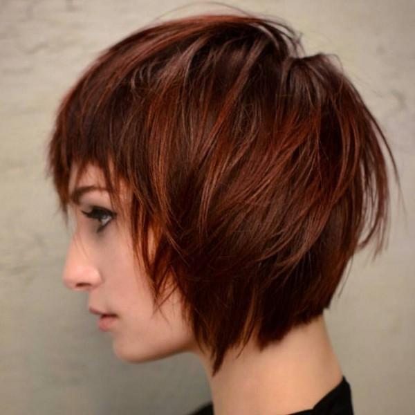 schöne Frisuren - Pixie Frisur - tolle Idee