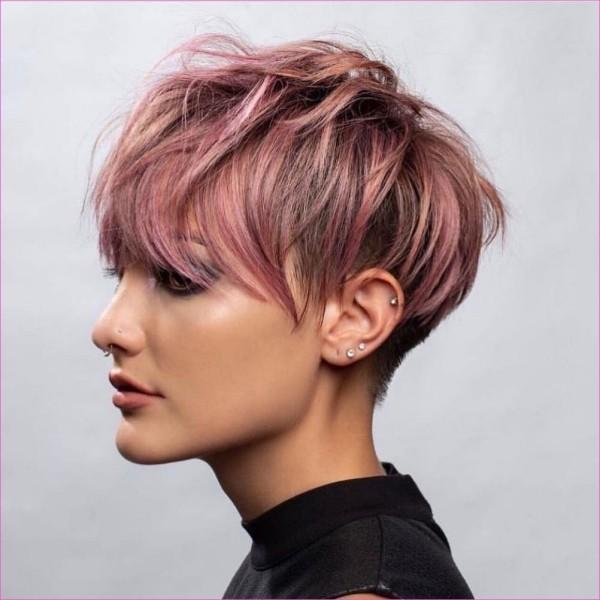 schöne Haare Blonde Haare Bob Pixie Frisur