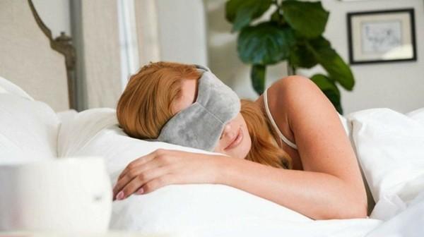 schlafmaske atemtechniken einschlafen