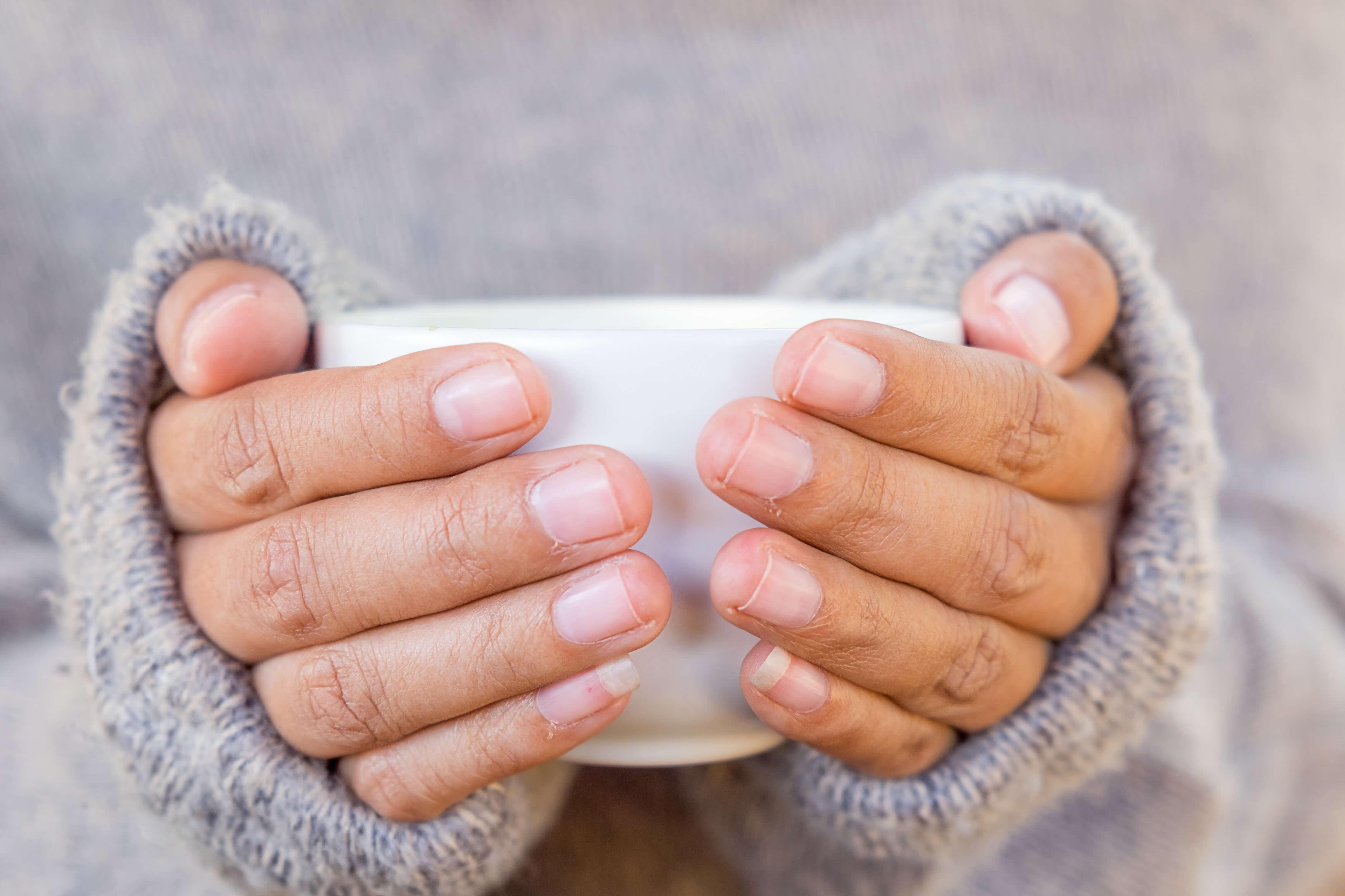 ständig Kalte Hände gesundes Leben Tipps