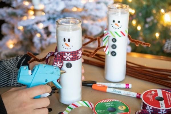 weihnachtsdeko selber machen ideen