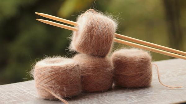 Angora Wolle Faser Garn Eigenschaften Angorawolle