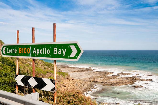 Australien 7 Sehenswürdigkeiten große Ozeanstraße Abstecher Apoll Bay