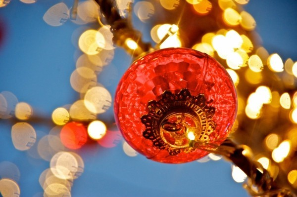 Chinesisches Neujahr 2020 festliche Dekoration