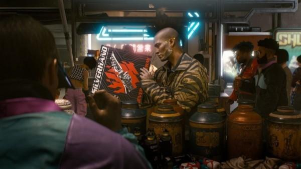 Cyberpunk 2077 Alles was wir bisher wissen Werbung und Trailer Videospiel