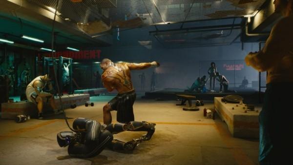 Cyberpunk 2077 Alles was wir bisher wissen roboter boxer sport videospiel