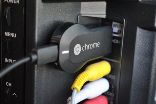 Die Top 10 wichtigsten Technologietrends des Jahrzehnts google chromecast am tv