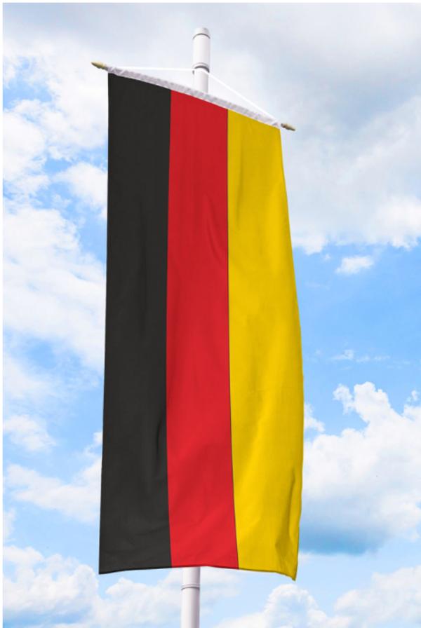 Gartenfahnen und Flaggen Deutschlandfahnen