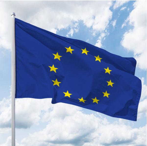 Gartenfahnen und Flaggen Europafahnen