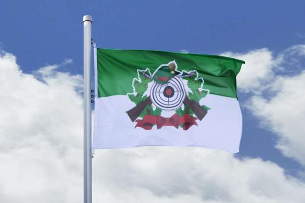 Gartenfahnen und Flaggen Schützenfahnen Wappen