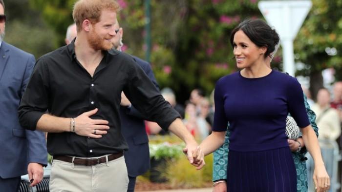 Harry und Meghan Andeutungen unzufrieden mit dem Leben am britischen Hof