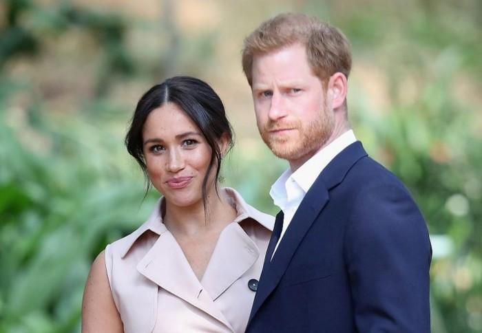 Harry und Meghan Statement auf Instagram wollen England verlassen in Nordamerika wohnen