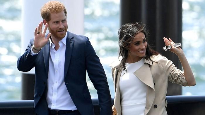 Harry und Meghan Umzug nach Nordamerika geplant Statement auf Instagram