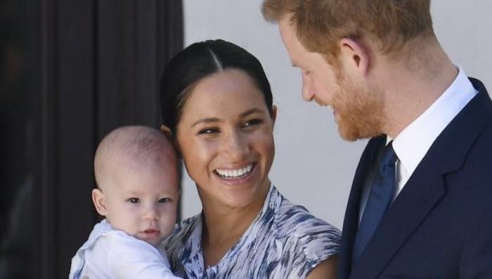 Harry und Meghan der kleine Archie große Freude für Mama und Papa