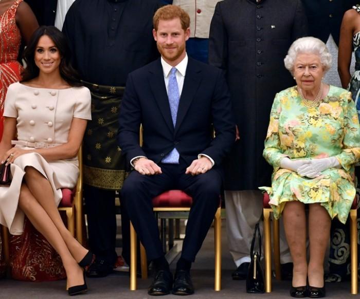 Harry und Meghan die Queen Überraschung und Spannung am britischen Hof