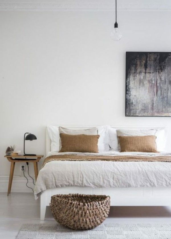 Japandi Schlafzimmer Möbel Wohntrends 2020 Inneneinrichtung Ideen