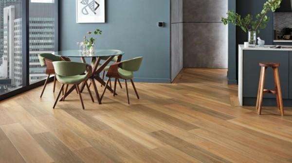 Japandi Wohntrends 2020 Holzboden einladende Inneneinrichtung Ideen