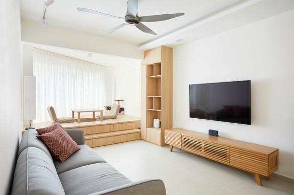 Japandi Wohntrends 2020 Holzmöbel Design Inneneinrichtung Ideen