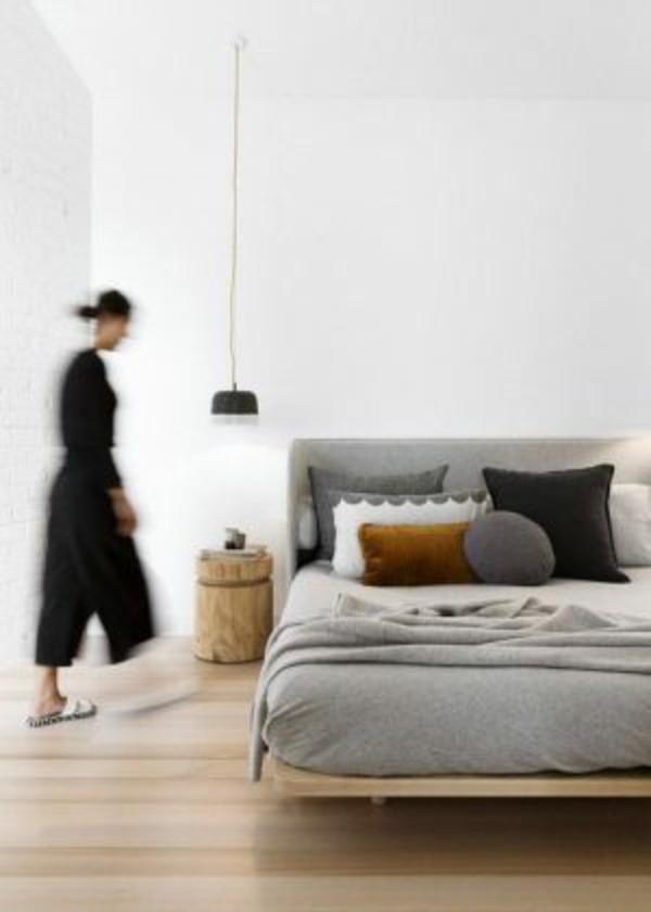 Japandi Wohntrends 2020 Inneneinrichtung Schlafzimmer Ideen