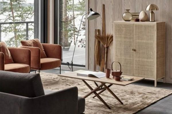 Japandi Wohntrends 2020 Inneneinrichtung nachhaltige Möbel Ideen