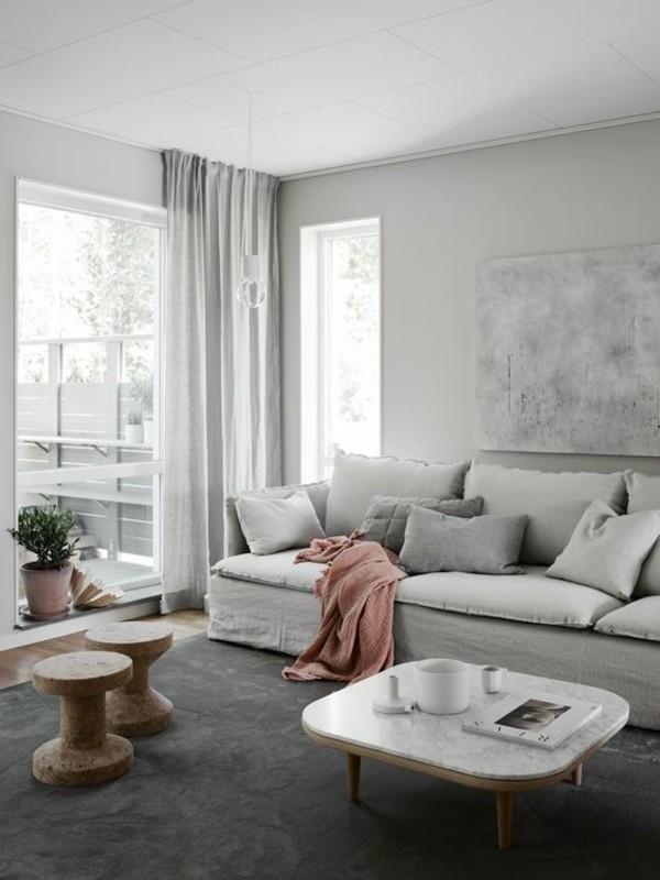 Japandi Wohntrends 2020 Wohnzimmermöbel Inneneinrichtung Ideen