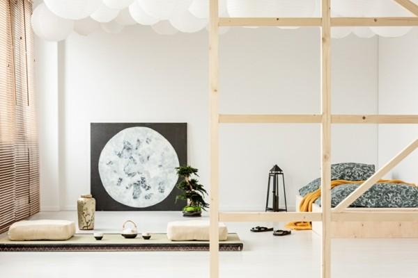 Japandi Wohntrends 2020 japanisches Design modern Inneneinrichtung Ideen